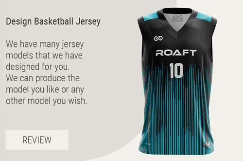 Design Basketball Jersey