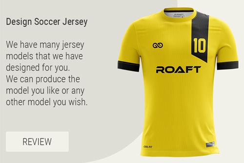 Design Soccer Jersey