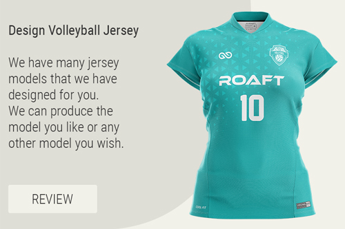Design Volleyball Jersey