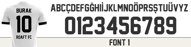 Roaft Font 01