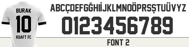 Roaft Font 02