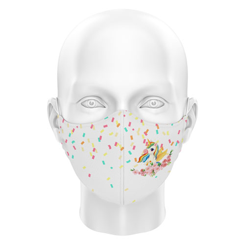 Çocuklara Özel Dijital Maske 01