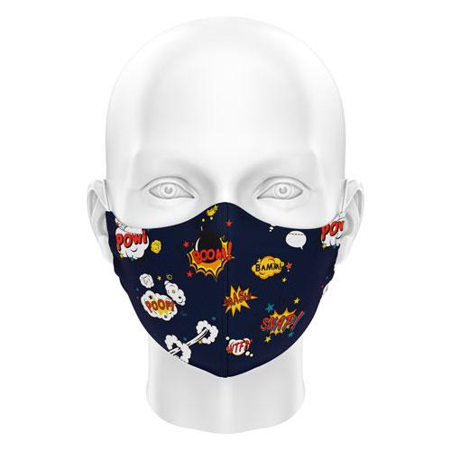 Çocuklara Özel Dijital Maske 02