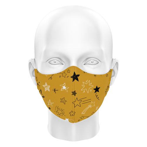 Çocuklara Özel Dijital Maske 03