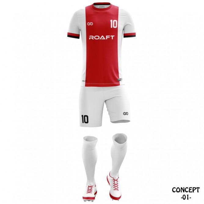 Ajax 2019-20-2 Soccer Team Jersey