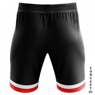 Almanya 2013-14 Football Short