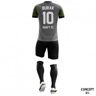 Almanya 2016-17 Soccer Team Jersey