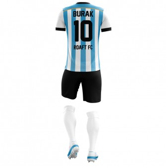 Argentina 2014-2 Soccer Team Jersey