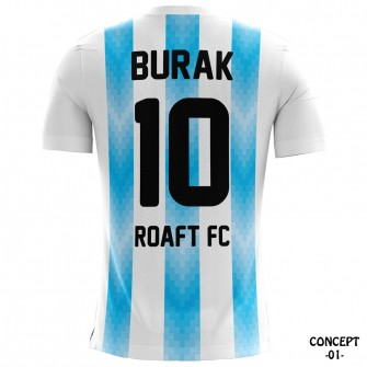 Arjantin 2018 Soccer Jersey