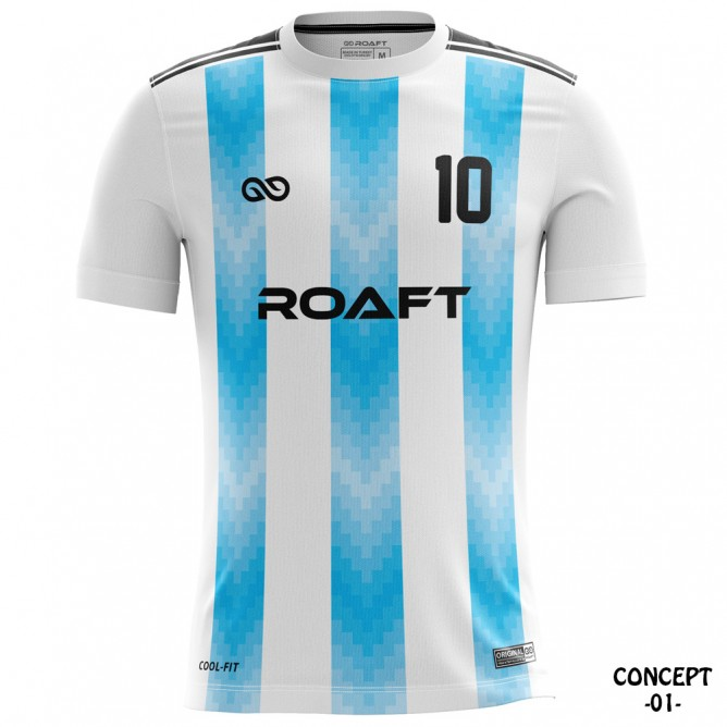 Argentina 2018 Soccer Jersey