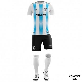 Arjantin 2018 Soccer Team Jersey
