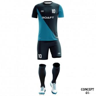 Arsenal 2011-12 Soccer Team Jersey