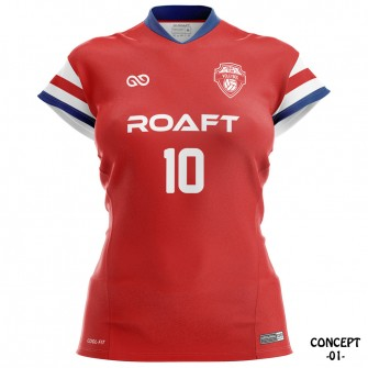 Arsenal 2012-13 Volleyball Jersey