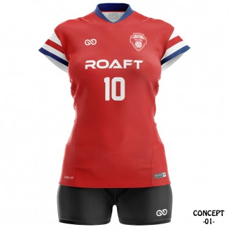 Arsenal 2012-13 Volleyball Team Jersey