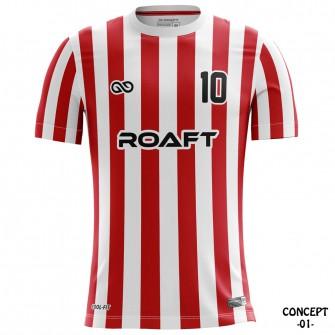 Athletic Bilbao 2016-17 Soccer Jersey