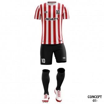 Athletic Bilbao 2016-17 Soccer Team Jersey