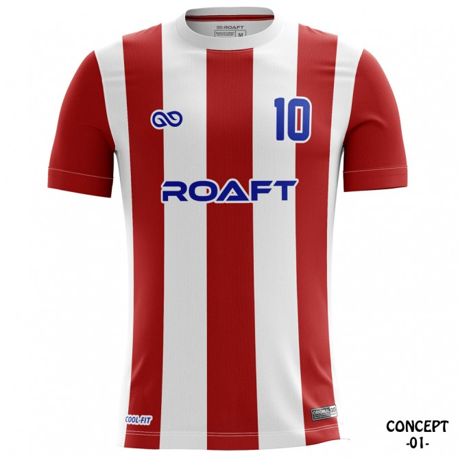 Atletico Madrid 2016-17 Soccer Jersey
