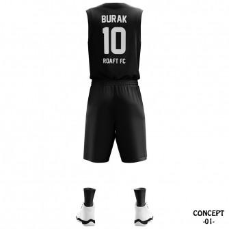 Bayern München 2016-17 Basketball Team Jersey