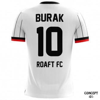 Beşiktaş 2016-17 Soccer Jersey