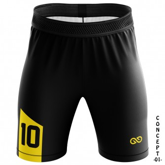 Borussia Dortmund 2012-13 Football Short