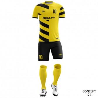 Borussia Dortmund 2014-15 Soccer Team Jersey