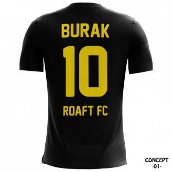 Borussia Dortmund 2016-17-2 Soccer Jersey