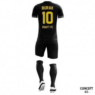 Borussia Dortmund 2016-17-2 Soccer Team Jersey
