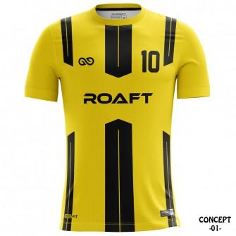 Borussia Dortmund 2016-17 Soccer Jersey