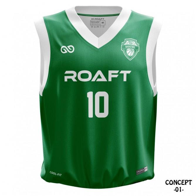 Boston Celtics Basketball Jersey