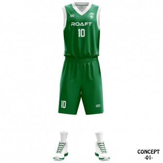 Boston Celtics Basketball Team Jersey