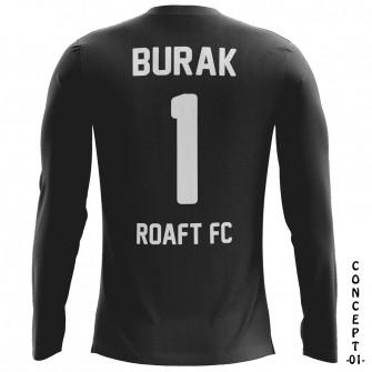Castle Soccer Goalkeeper Jersey