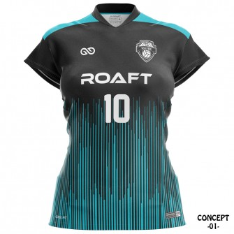Chelsea 2014-15 Volleyball Jersey