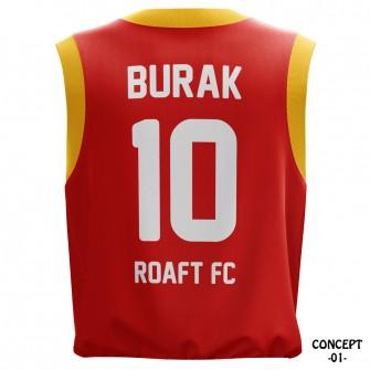 Espana Basketball Jersey