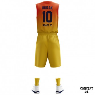 FC Barcelona 2012-13 Basketball Team Jersey