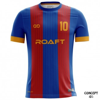FC Barcelona 2016-17 Soccer Jersey