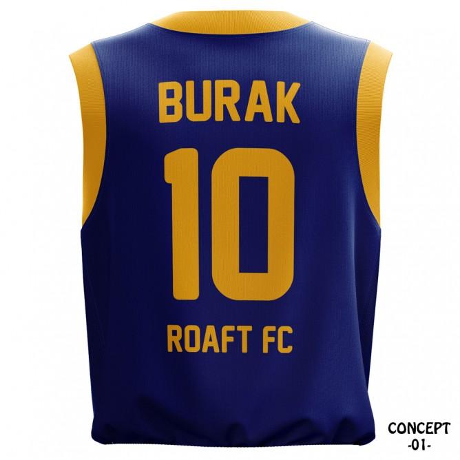 FC Barcelona Basketball Jersey