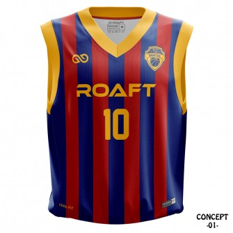 FC Barselona Basketball Jersey