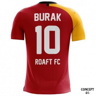 Galatasaray 2019-20 Soccer Jersey