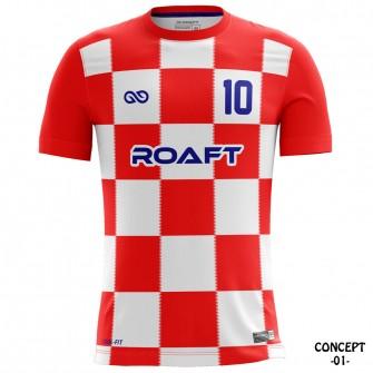Croatia 2018-19 Soccer Jersey