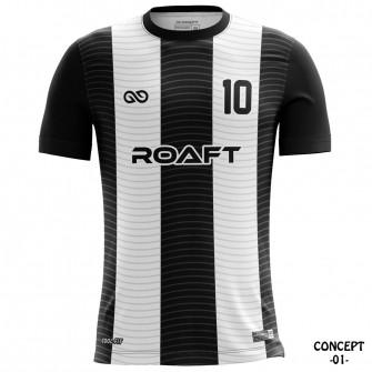 Juventus 2018-19-3 Soccer Jersey