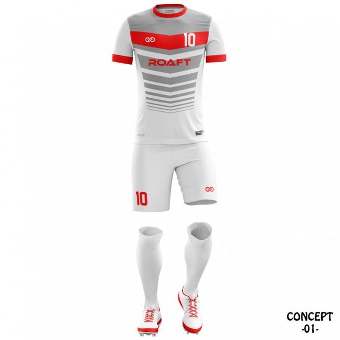 Lille Osc 2016-17 Soccer Team Jersey