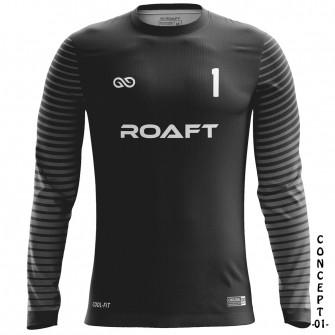 Linear Soccer Goalkeeper Jersey