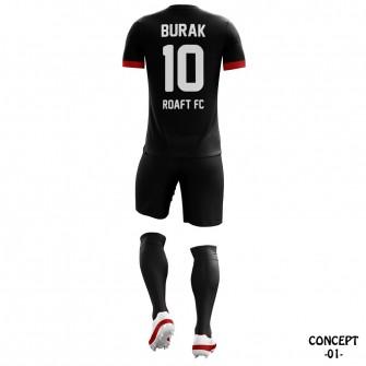 Milan 2017-18 Soccer Team Jersey