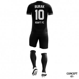 New Zealand 2012-13 Soccer Team Jersey