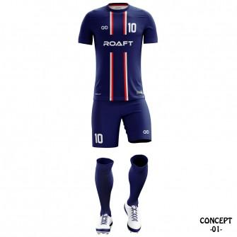 Psg 2012-13-2 Soccer Team Jersey