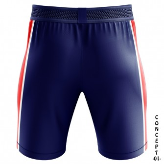 Psg 2014-15 Football Short