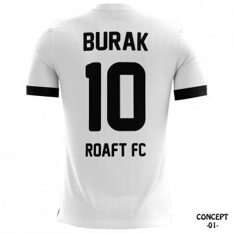 Sharp Soccer Jersey