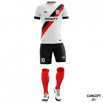 Sharp Soccer Team Jersey