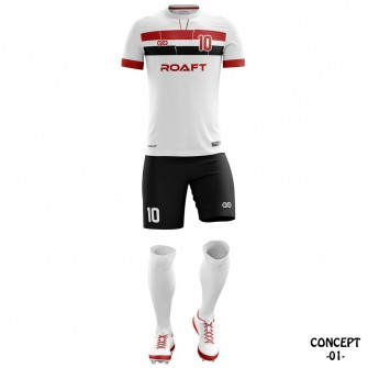 ST Pauli 2018-19 Soccer Team Jersey