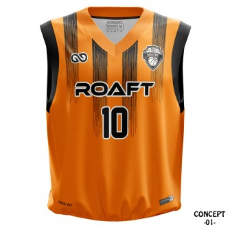 Tennessee Lady Volunteers Basketball Jersey